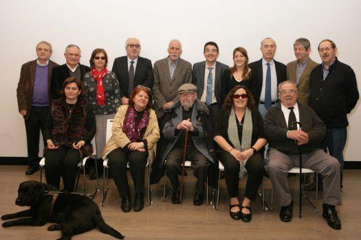 Jurado de los Tiflos, reunido hoy en Madrid