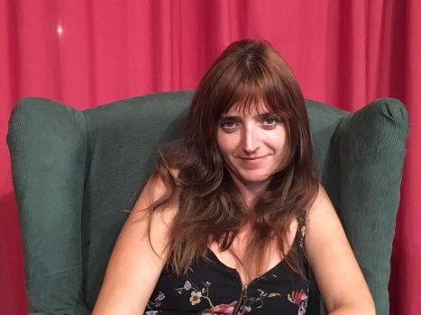 Carmen Díaz considera que la crisis ha agudizado el sentido crítico del teatro