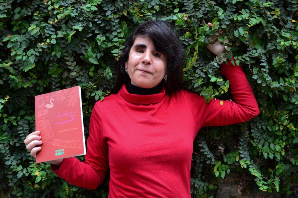 """""""Tengo una mirada más poética que narradora"""", afirma Rocío Muñoz en esta entrevista"""