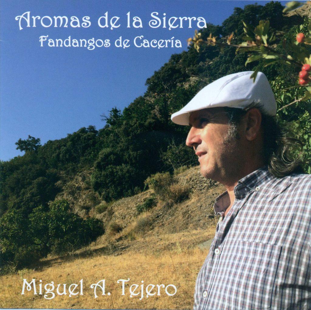 Portada del nuevo disco de Miguel Ángel Tejero