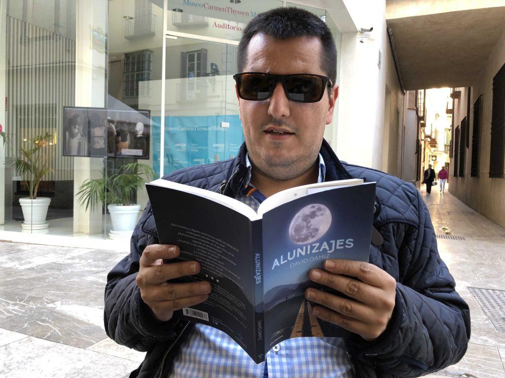 David Gámiz se declara un apasionado de Carlos Ruiz Zafón