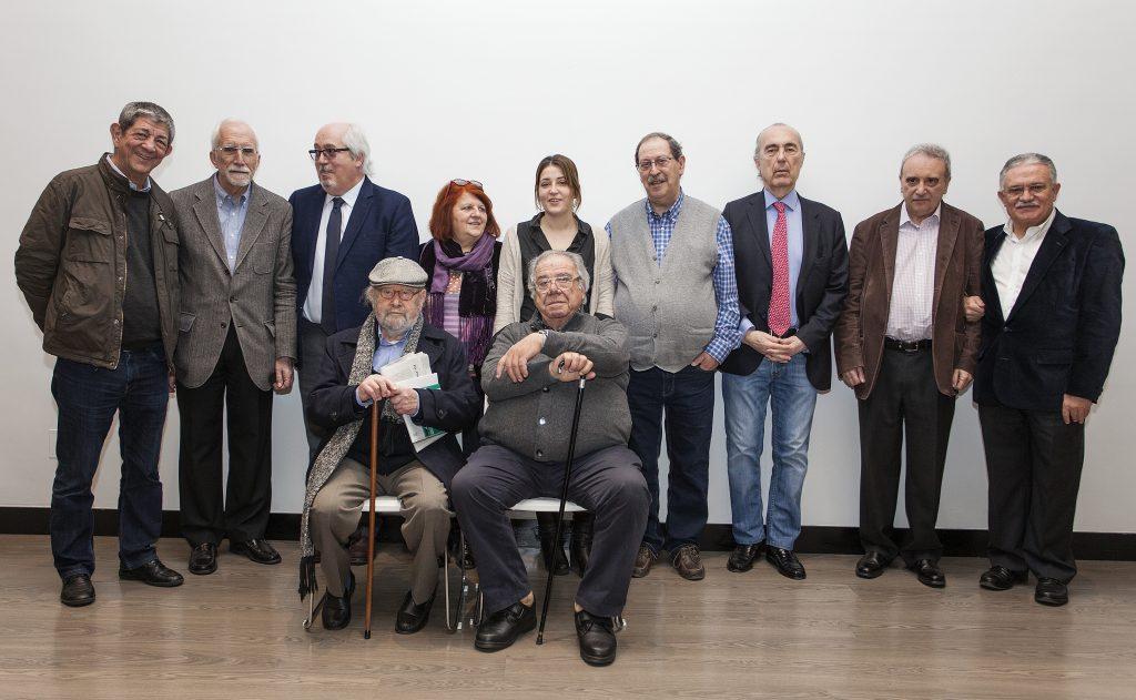 Jurado de los Premios Tiflos