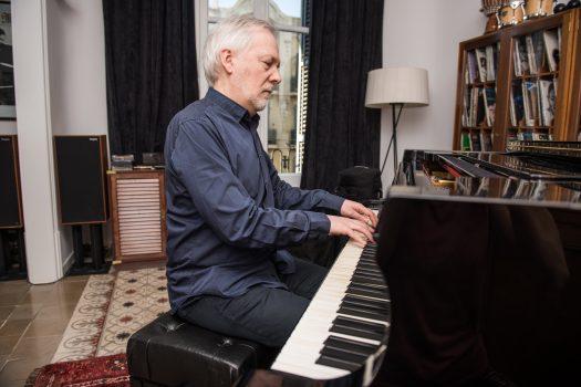 Ignasi Terraza ofrecerá dos conciertos durante la Bienal de Música de la ONCE