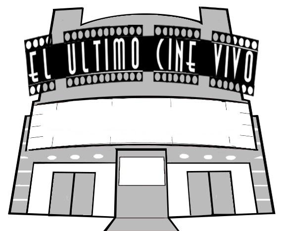 Logo de la película 'El último cine vivo'