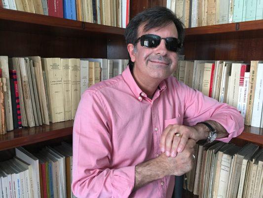 """""""El lector busca que el libro le atrape"""", dice José Soto que trabaja en la actualidad en dos nuevas novelas"""
