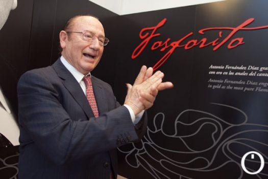 Además del homenaje a Fosforito, Vanessa González, David Campaña y Sergio Molido recibirán los Premios a los nuevos valores del Flamenco