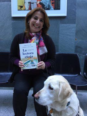 Paqui Ayllón presentará su libro en la Universidad de Cádiz