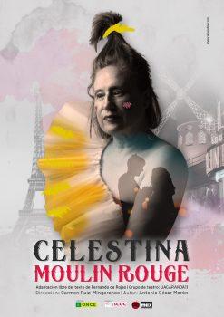 Cartel oficial de 'Celestina Moulin Rouge