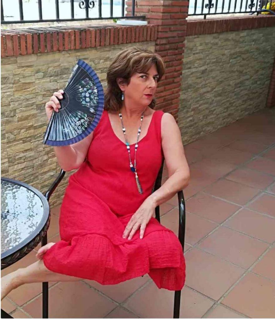 Machi Sierra se declara nerviosa ante el estreno de 'Celestina. Molin Rouge' con Jacaranda11 en Granada