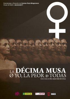 Las integrantes de Jacaranda11 en la pasada Bienal de Teatro de Extremadura